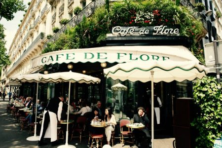 10 of the Best Cafés in Paris