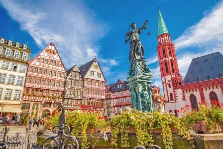 5 Cheap Places to Eat in Frankfurt