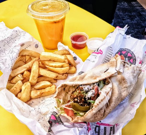 5 Cheap Places to Eat in London