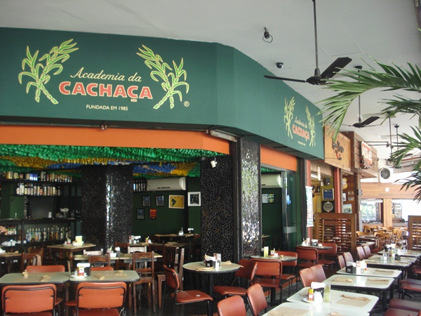 Travel Guide Brazil - Academia da Cachaça is Mostly For Upper Class Customers