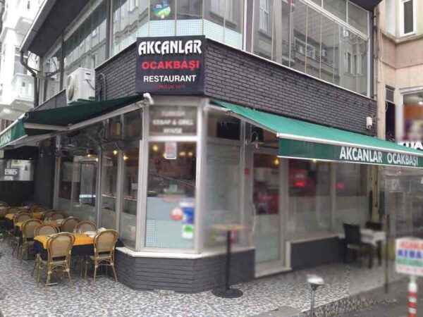 5 Cheap Places to Eat in Istanbul - Akcanlar Ocakbaşı is Not A Long Way From Taksim Square