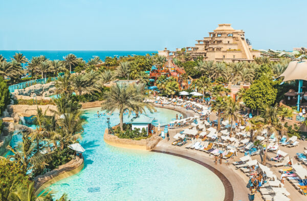 Top Water Parks Around the World - Aquaventure Waterpark