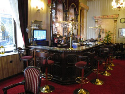 Best Bars in Istanbul - Büyük Londra Oteli Teras is Located in An Hotel Located in Beyoğlu