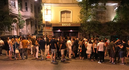 Best Bars in Istanbul - Baylo Bistro & Bar is A Favorite Joint Among Locals