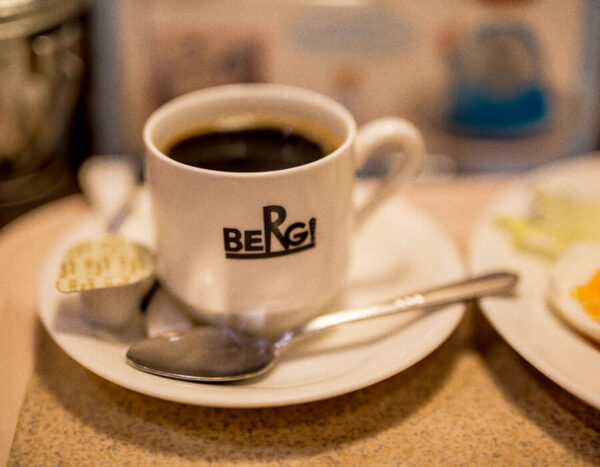 Travel Tips Japan - Beer & Cafe BERG is Suitable For Coffee Loving Tourists