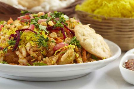 Budget Food UAE - Bhel Puri from Chaat Bazaar Also Has Other Affordable Snacks