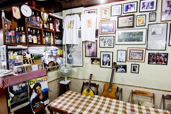 10 Best Bars in Rio De Janeiro - Bip Bip is A Working-Class Place With Samba And Guitar Sessions