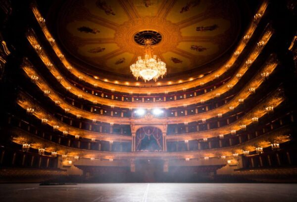 Adventure Travel - Bolshoi Theatre is Located in Russia And HAs Seen War And Revolutions