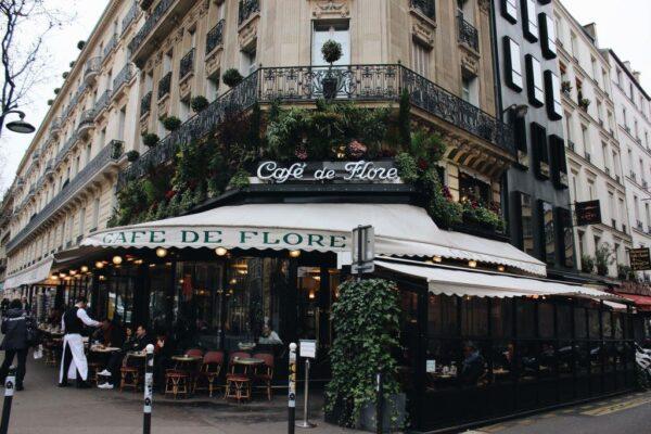 Parisian Café - Café de Flore is The Most Iconic Parisian Café in The City Offering Great Coffee Experience