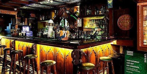 Top 8 Bars in Goa