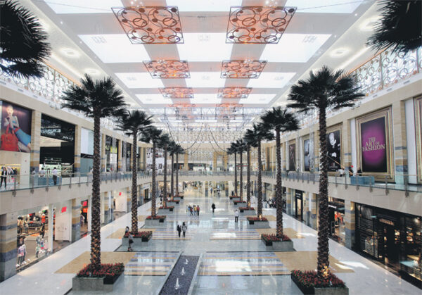 Dubai Mall - City Centre Mirdif is Located at Emirates Road and Tripoli Street