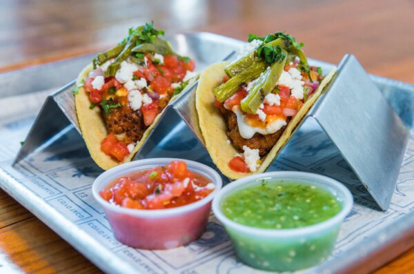 Best Restaurants in Miami - Coyo Taco Offers Nopales Taco And vegetarian Tacos