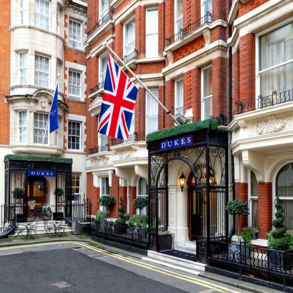 Best Bars in London - DUKES LONDON is The Best Place For Martini Fans in The City