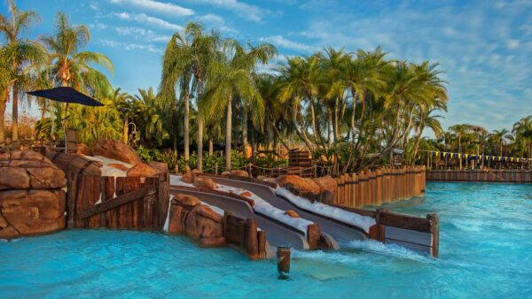 Adventure Travel - Disney's Typhoon Lagoon Water Park Provides Many Recreational Attractions for Families