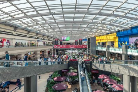 Best Shopping Malls in Dubai - Festival City Mall Houses The Only IKEA in The City
