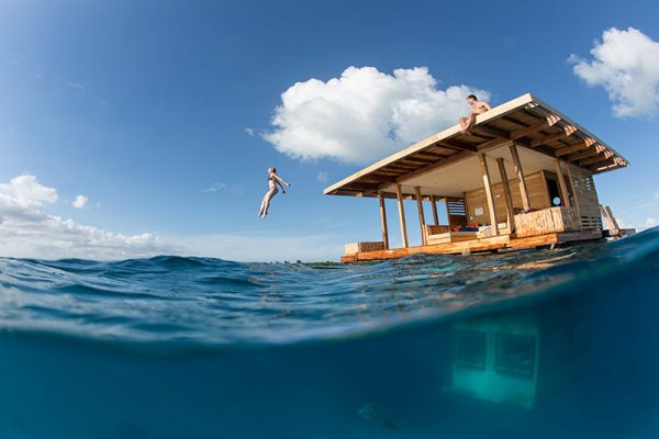 Resort For Couples - Floating Villa in Zanzibar Where You Can Enjoy Snorkeling in Fantastic Clean Waters