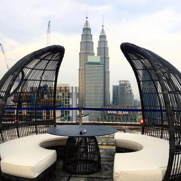 Bars Kl - Helipad kl is Rooftop Bar KL That is Also Very Family Friendly With A Nice View