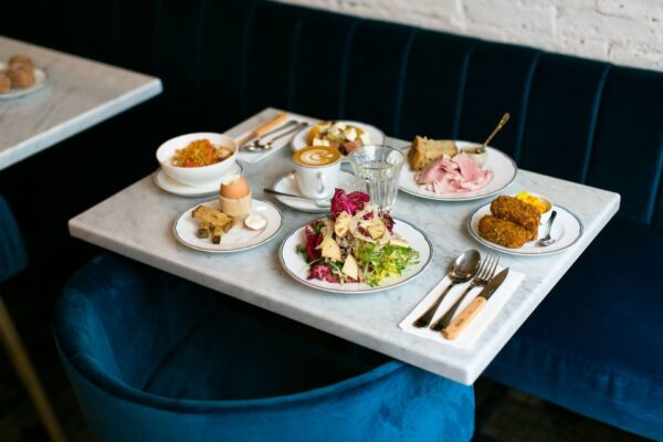 Best Cafes in Paris - Holybelly is a Paris Cafeteria Shop to Grab A London Fog