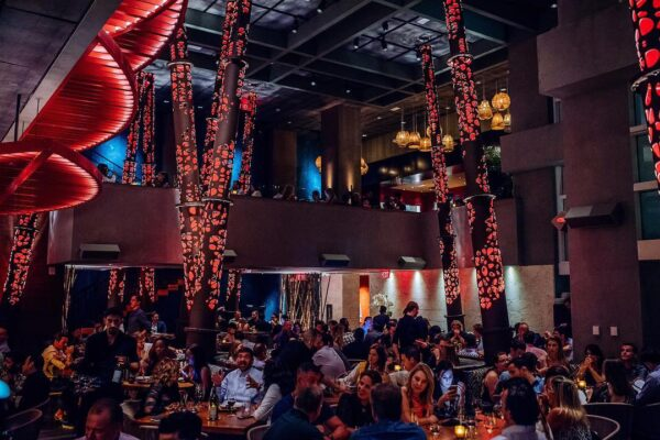 Best Restaurants in Miami - Komodo Miami Offers Southeast Asian Dishes From Experienced Chefs