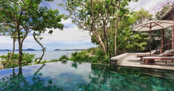 World Spas - Kamalaya is Located At South of Koh Samui Near A Holy Cave
