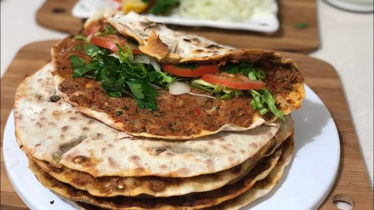 5 Tasty Food to Eat in Turkey - Lahmacun is Essential Part of Turkish Cuisine