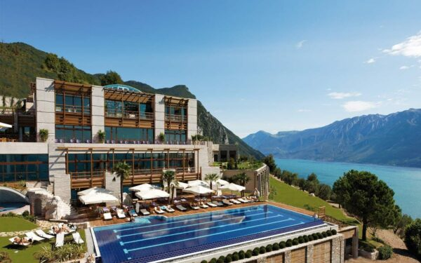 10 Top Spas You Need to Visit Around the World - Lefay Resorts is Located Near Lake Garda in Italy