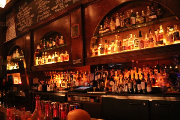 LA Bars - Lost Property Bar Resembles Old And Classic Style Bar Hosts Small Events