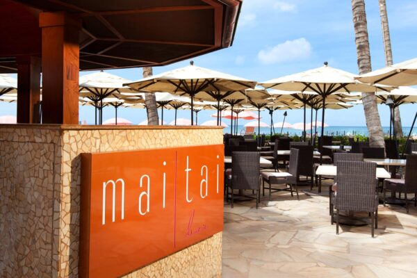 Bars in Honolulu - Mai Tai Bar is Waikiki bar And A Premium Part of Royal Hawaiian Luxury Resort