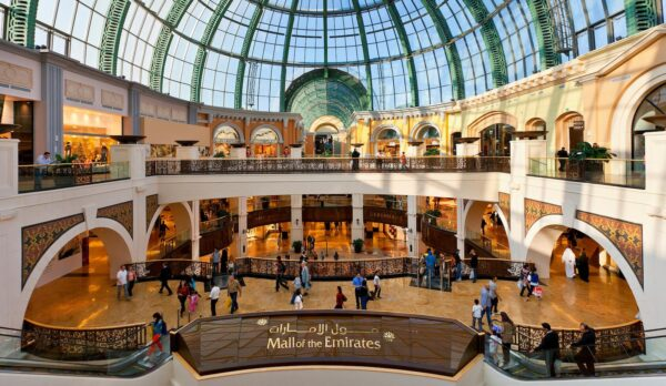 Best Shopping Malls in Dubai - Mall of the Emirates is The First Shopping Resort