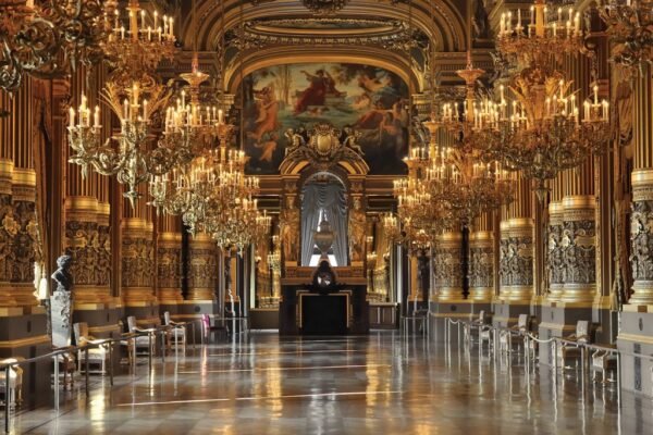 Best Opera Houses in the World - Paris Opera is Founded by Louis XIV in 1669