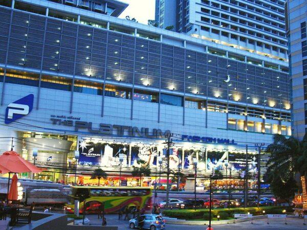 Bangkok Shopping - Platinum Mall Bangkok is Good For Buying Fashion Accessories