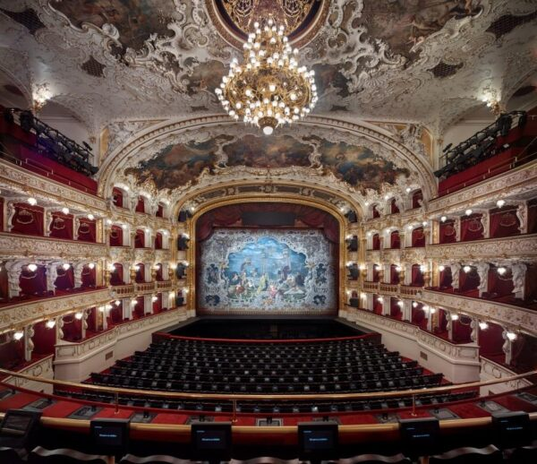 Most Famous Opera Houses - Prague State Opera is in Operation Since Year 1888