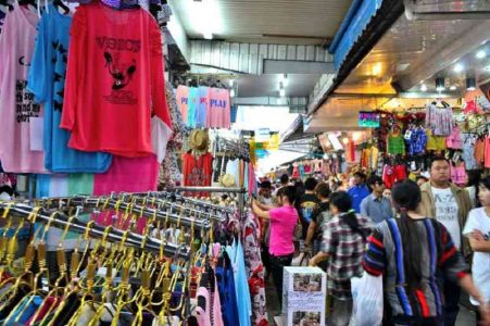 Top places to buy cheap goods in Bangkok