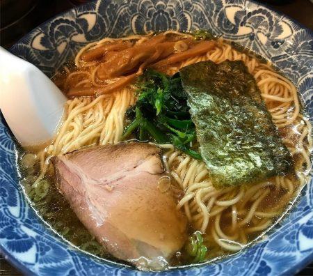 Cheap Eats Tokyo - Ramen-tei Asakusa Provides Tasty Ramen Noodles And Shumai Dumplings
