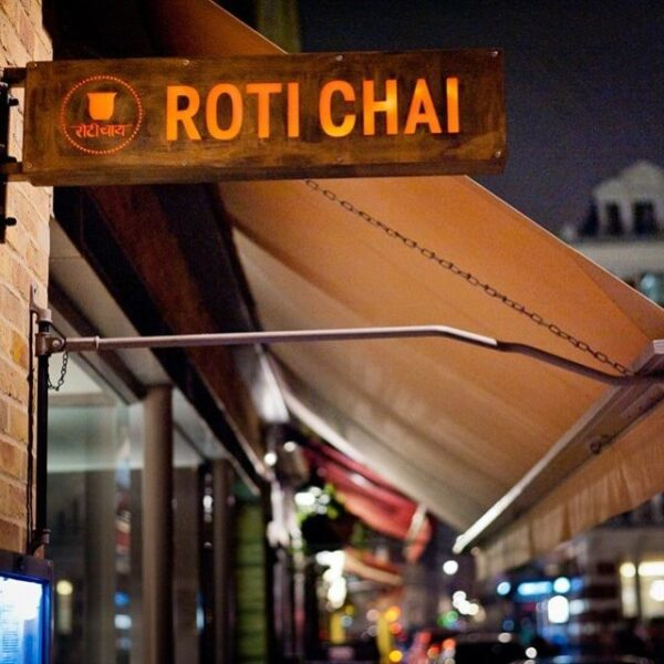 London Food Guide - Roti Chai is A Fantastic Place For A Quick Bite And Indian Food