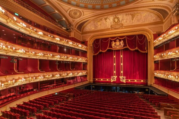 Best Opera Houses in the World - Royal Opera House is Located in England