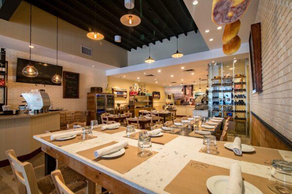 Best Restaurants in Miami - Salumeria 104 - Midtown Miami is Friendly And Simple