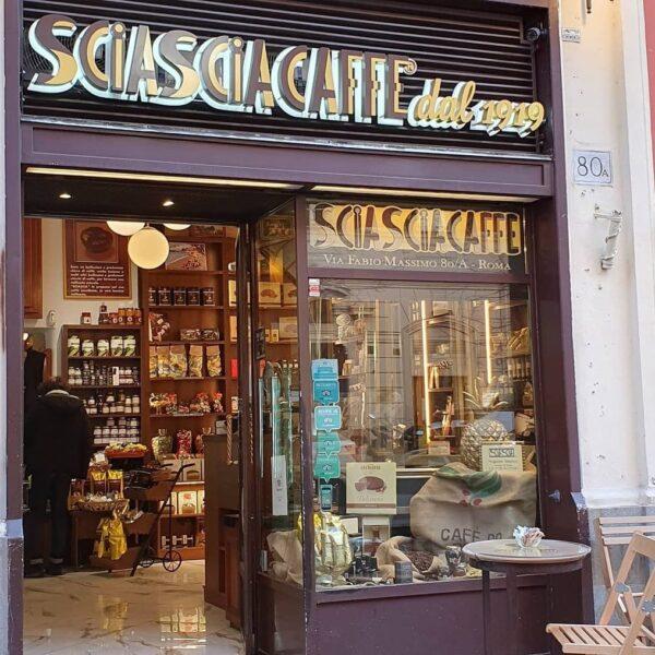 Rome Cafes -  Caffè 1919 is Located in Working Class Neighborhood of Prati