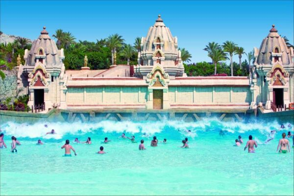 Best Water Parks in The World - Siam Park