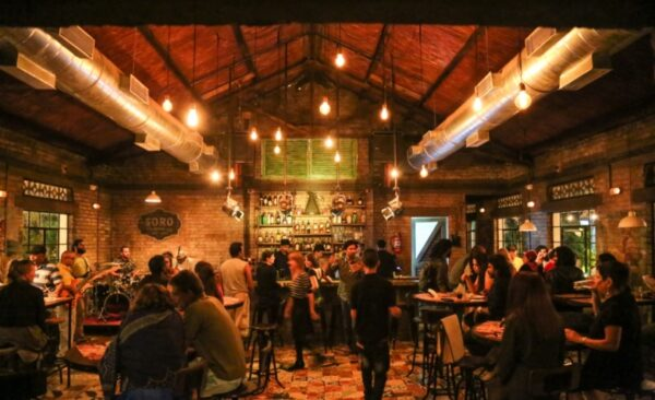 Pubs in Goa - Soro - The village pub Looks Old School And Very Charming