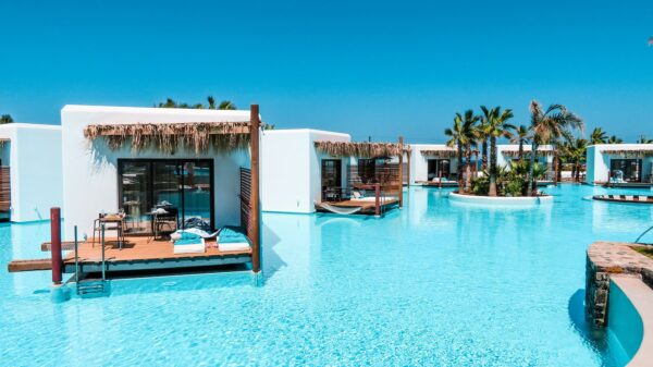 Top World Spas - Stella Island Luxury Resort & Spa is Located in Heraklion Greece