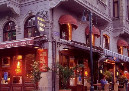 Best Bars in Istanbul - Sultan Pub & Cafe is Located in The Neighbourhood of Sultanahmet
