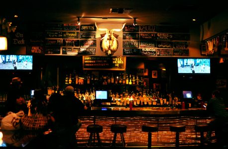 Top 5 Bars In Hollywood