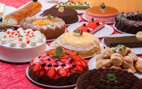Travel Tips Japan - Sweet Paradise Harajuku Offers A Buffet of Great Cakes And Pies