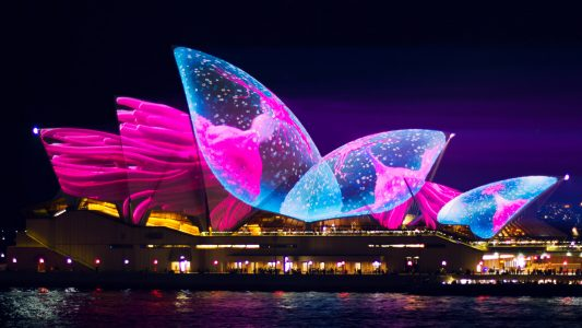 Most Famous Opera Houses - Sydney Opera House is Located in Australia