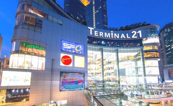 Bangkok Shopping - Terminal 21 Bangkok Houses Beautiful And Affordable Local Designer Brands