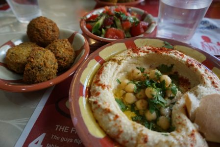 Top 10 Falafel shops in Jerusalem - Tala Hummus and Falafel is Located in The Christian Quarter