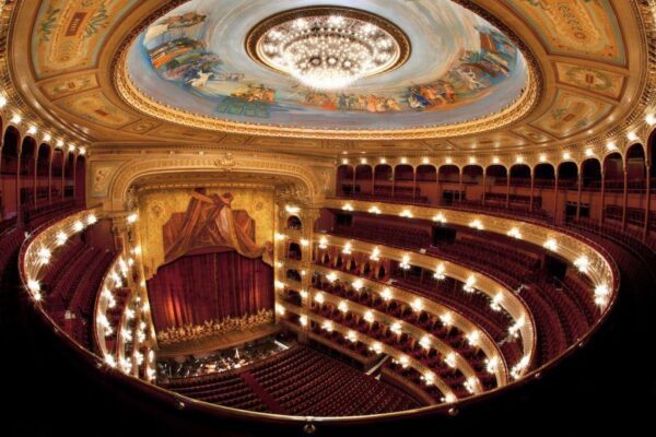Adventure Travel - Teatro Colón is Located in Argentina And Very Famous For Many Great Performances
