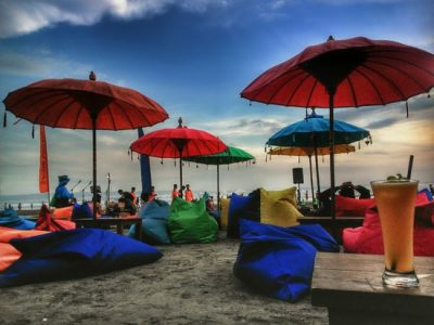 Top 5 beach bars in Bali