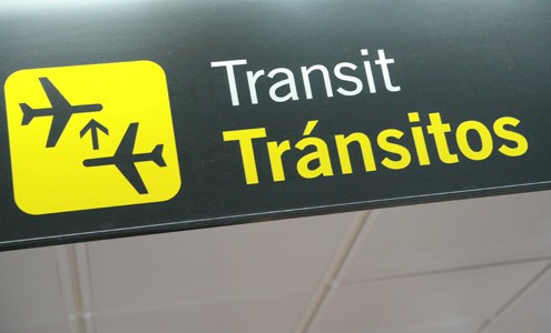 Travel to USA - Transit in The Airport Where You Need A Couple of Hours Waiting For Your Flight